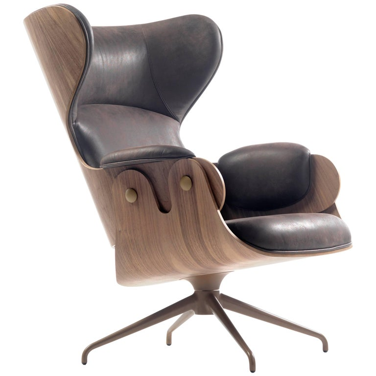 Lounger Armchair For Sale