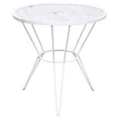 Mathieu Matégot Garden Table