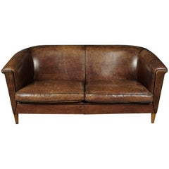 Vintage Chesterfield Sofa, circa 1970