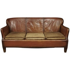Vintage Chesterfield Sofa from Denmark, circa 1940