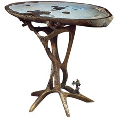 Mark Brazier-Jones 2014, Unique Bronze Coffee Table