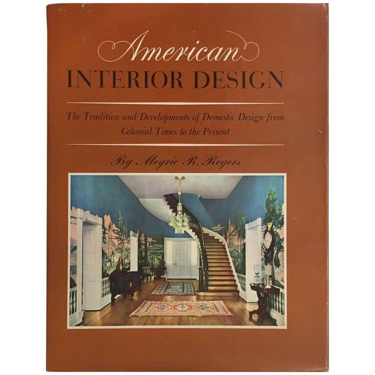 American Interior Design For Sale