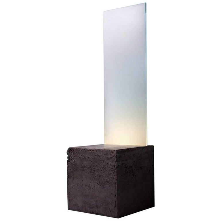 Plinth Floor Lamp Luvere Studio