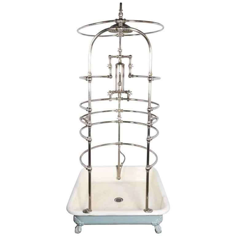 Rib Cage Style Shower At 1stdibs