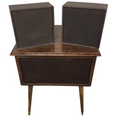 RCA Victor Stereo Cabinet