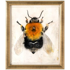 Bee Pastel by Marianne Stikas