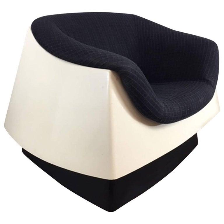 Modern Cube Chair