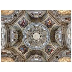 Cupola Chiesa San Lorenzo, Torino, 2017 by Carlo Carossio