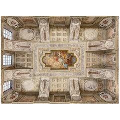 Palazzo Madama, soffitto, Torino 2017 by Carlo Carossio