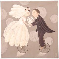 """Marriage in Spring"" by Yoko Tanaka"