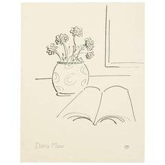 Dora Maar Drawing, circa 1960