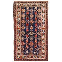 Navy Antique Malayer Persian Rug
