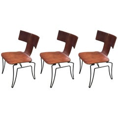 Dining Chairs by John Hutton for Donghia