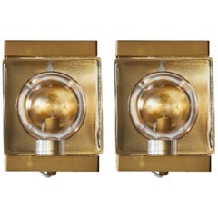 Two Sconces by Vitrika