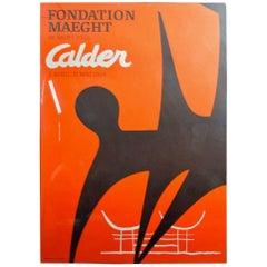 Fondation Maeght Calder Poster