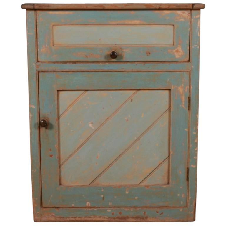 Original Painted Jam Cupboard