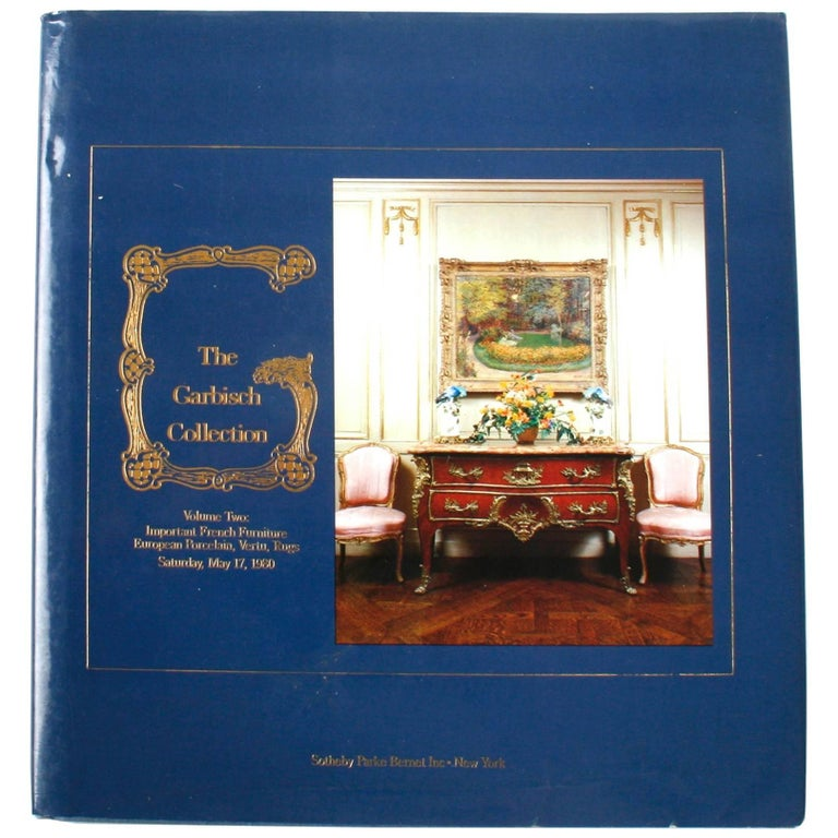 Sotheby's: The Garbisch Collection, Vol. 2 For Sale