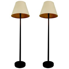Pair of Floor Lamps by Laurel Lamp Company