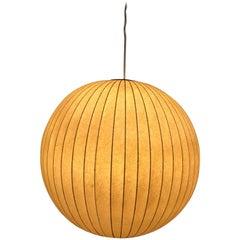 Monumental George Nelson Bubble Pendant Lamp