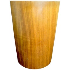 Swedish Teak Trash Bin by Servex