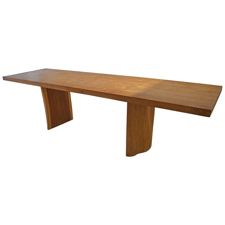 Andrianna Shamaris Teak Wood Dining Table
