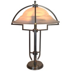 Midcentury Large Table or Desk Lamp