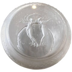 "R Lalique Box ""Louveciennes"""