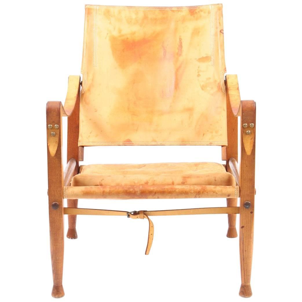 Safari Chair by Kaare Klint