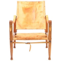 Safari Chair by Kaare Klint