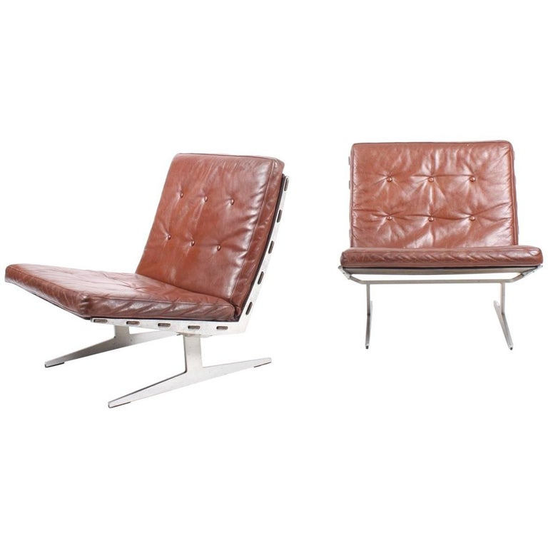 Pair of Lounge Chairs by Paul Leidersdorff