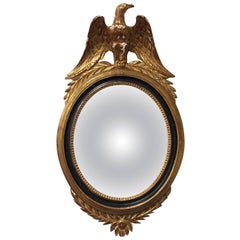 Antique And Vintage Convex Mirrors 378 For Sale At 1stdibs