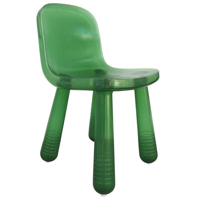Sparkling chair by marcel wanders for magis of italy for for Magis bottle