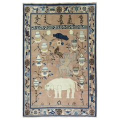 Pictorial Chinese Rug