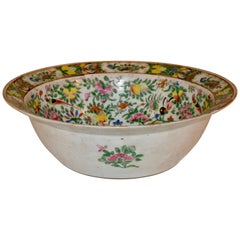 19th Century Export Bowl