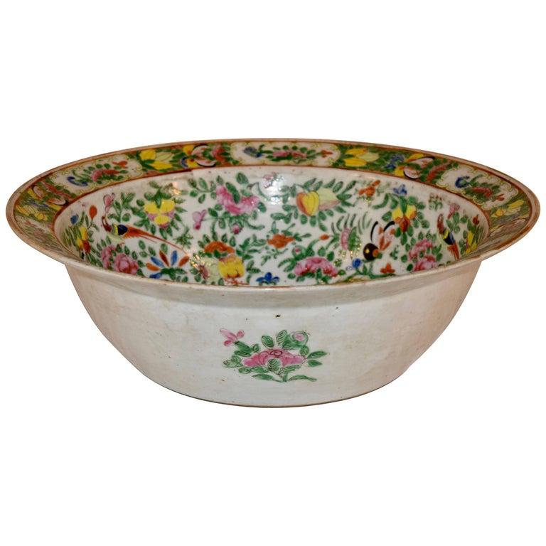 19th Century Export Bowl