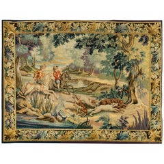 French Late 19th Century Tapestry