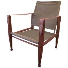 Kaare Klint Safari Chair by Rud. Rasmussen