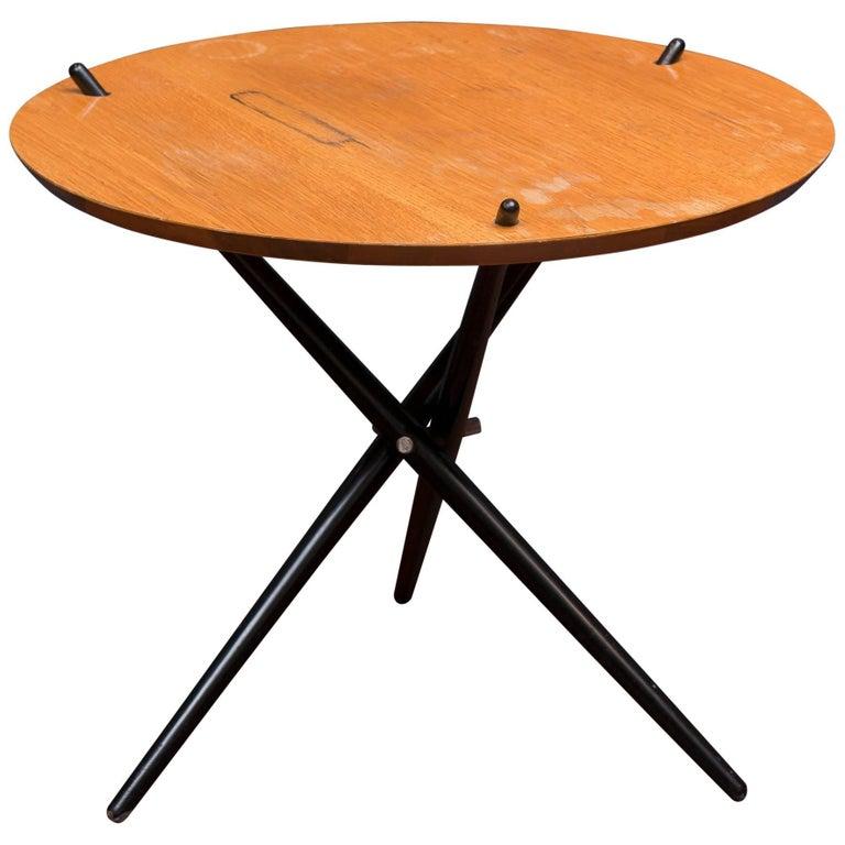 Hans Bellman Tripod Table For Sale