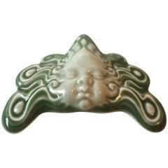 Royal Copenhagen Porcelain Jewelry by Arje Griegst in Form of a Troll No. 5162