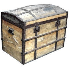 1960s Travelling Chest or Trunk