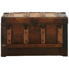 Spanish Steamer Trunk