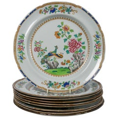 Spode Peacock Pattern Ironstone Dishes