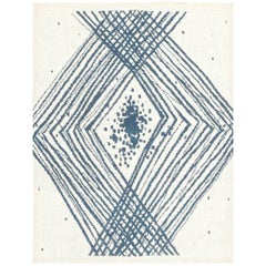 Vintage Scandinavian Double-Sided Swedish Tapestry Rug