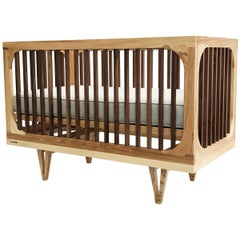 Harrison 3 in 1 Crib, Toddler Bed and Daybed Heirloom Nursery Furniture Set