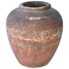 Terracotta Pottery Jar