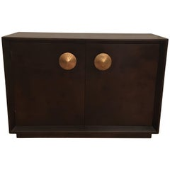 Gilbert Rohde Paladin Cabinet Art Deco Chest 1940s American