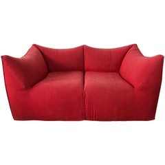 "Mario Bellini ""Le Bambole"" Two-Seat Sofa or Loveseat for B&B Italia"
