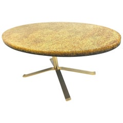 1970s Coffee Table by Pierre Giraudon
