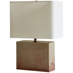Small Box Table Lamp