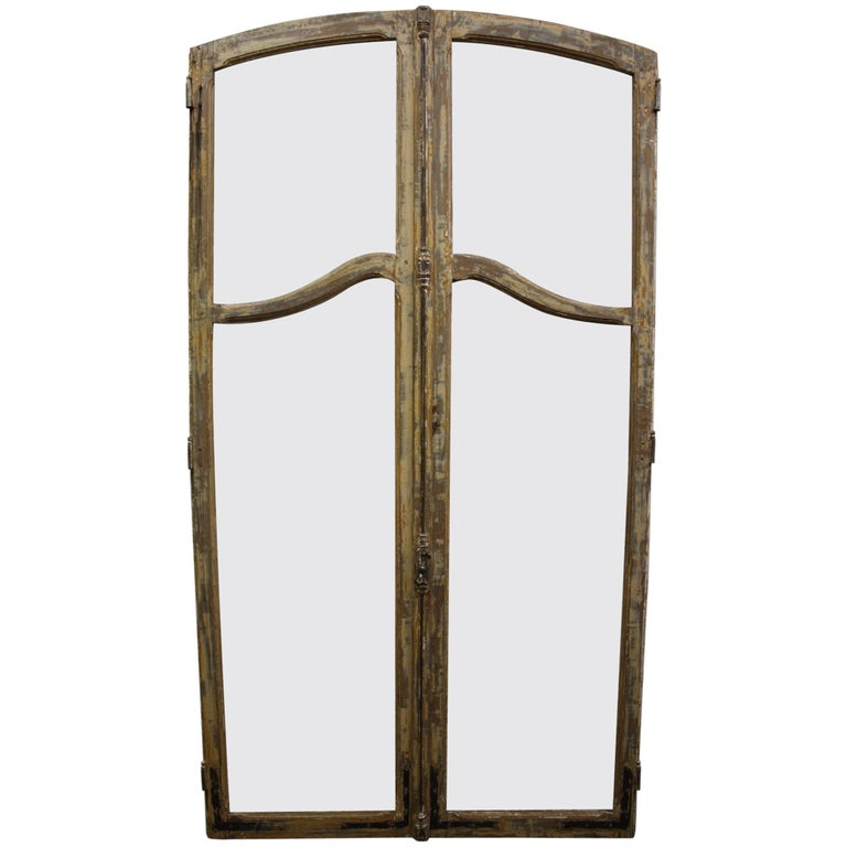 French 19th Century Pair of Doors
